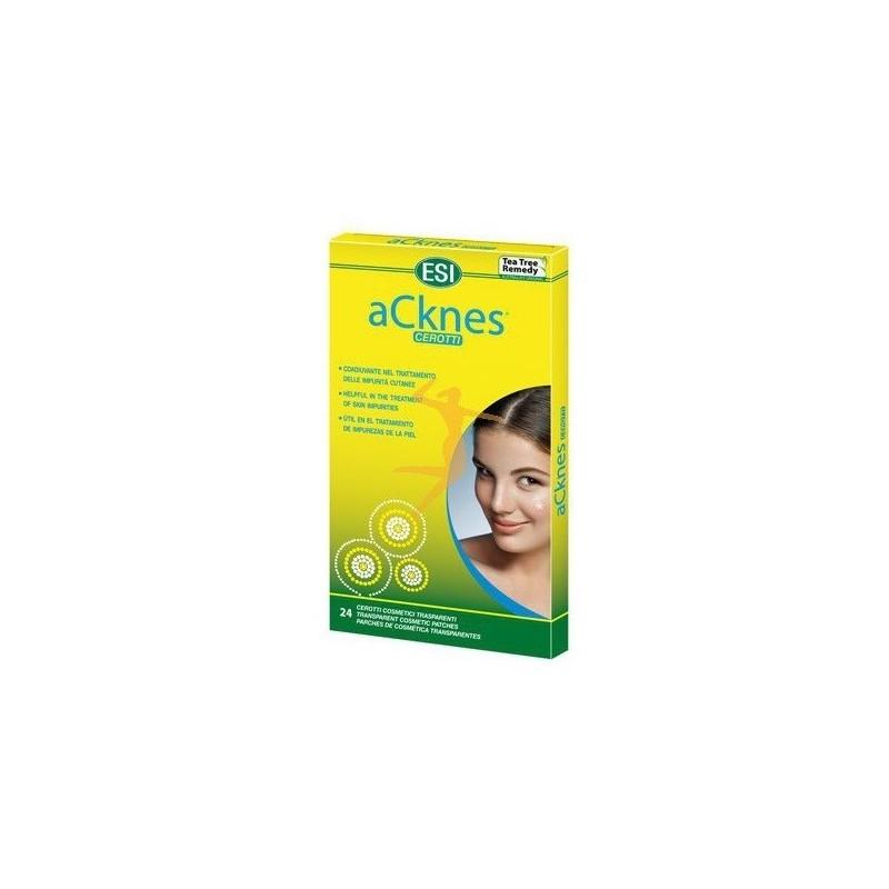 Parches anti-acné Acknes