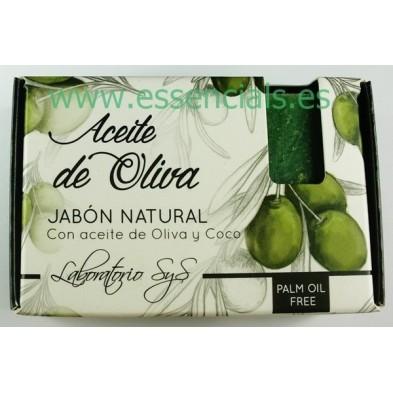 Jabón natural de Aceite de Oliva