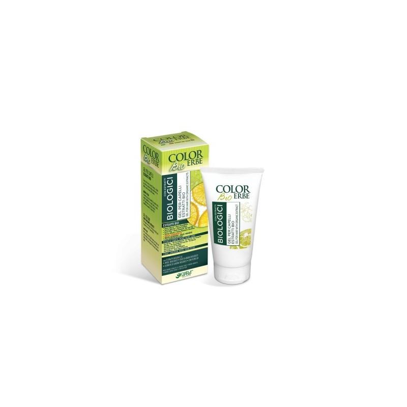Gel para el cabello con extractos ecológicos Natur Erbe