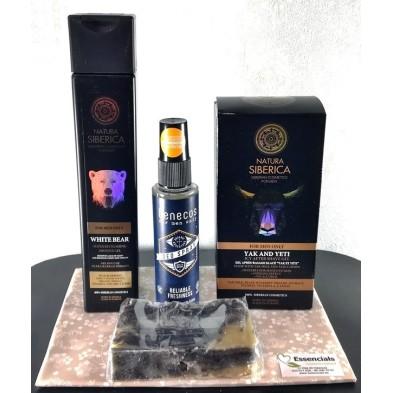 Kit Regalo cosmética natural for Men
