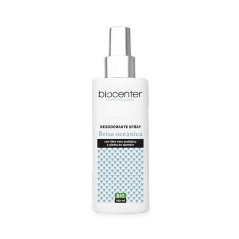Desodorante Ecológico de Piedra de Alumbre en Spray BioCenter