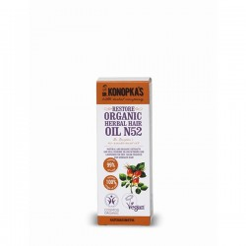 Aceite fortalecedor orgánico de hierbas para el cabello Nº 28Dr Konopka's