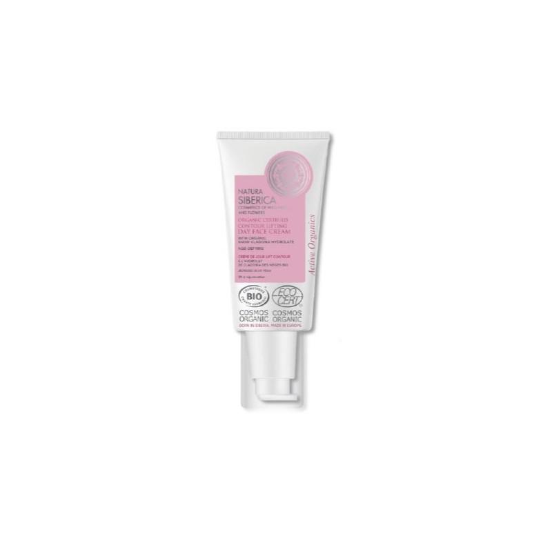 Crema de día Facial Contour Lifting Certificada Orgánica Natura Sibérica