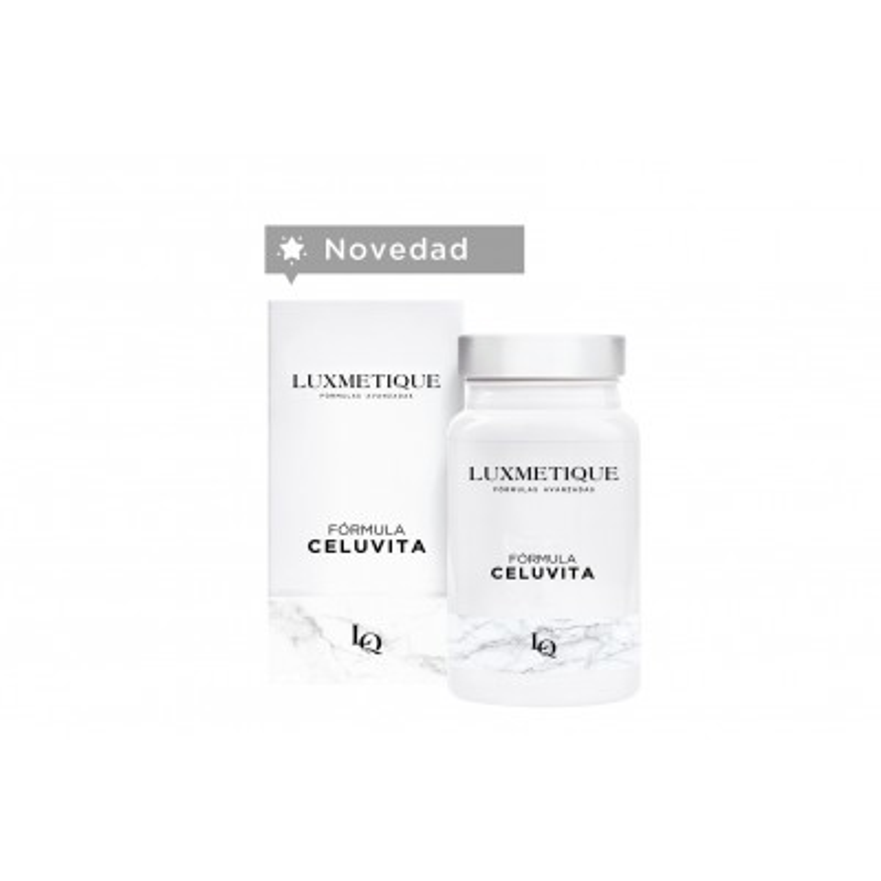 Fórmula Celuvita Luxmetique