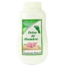 Desodorante para Pies de Polvo de Alumbre