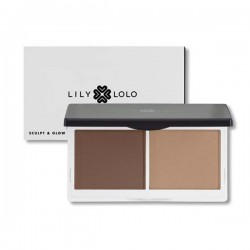 Sculp & Glow Contour Duo- Lily Lolo