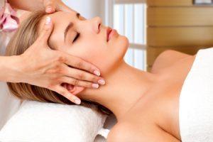 masaje craneo facial shiatsu