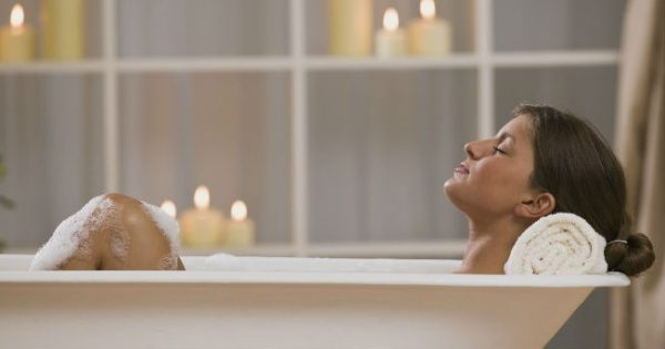 baño relajante SPA